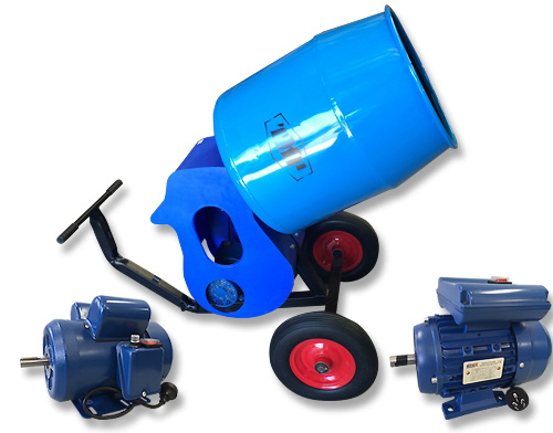 Electric Motor Sales has a range of cement mixer motors in stock. Call 1300 736 928 for assistance