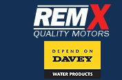 REMX proudly partners with Davey Water Products