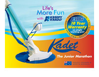 Pool Cleaners Kreepy Krauly Kadet