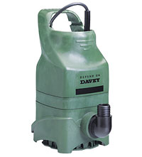 Davey Dynapond Submersible Pond Pump