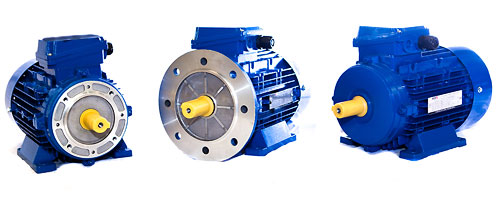 REMX Three Phase Aluminium Electric Motors